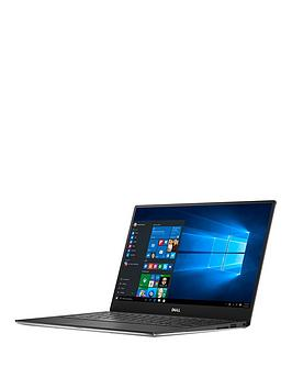 dell-xps-13-laptop-with-133-inch-qhd-touchscreen-infinityedge-display-intelreg-coretrade-i7-7500u-processor-8gb-ram-256gb-ssdnbspndash-silver-aluminium