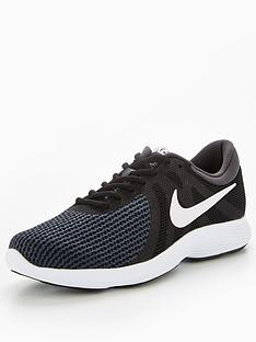 977340ff4f3e3 Nike Revolution 4 - Navy Black
