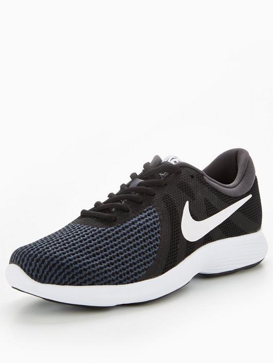 5017f7a05142 Nike Revolution 4 - Navy Black