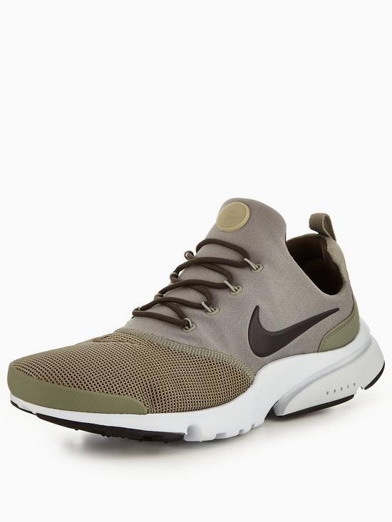 ff25b081a6ae Nike Presto Fly - Olive