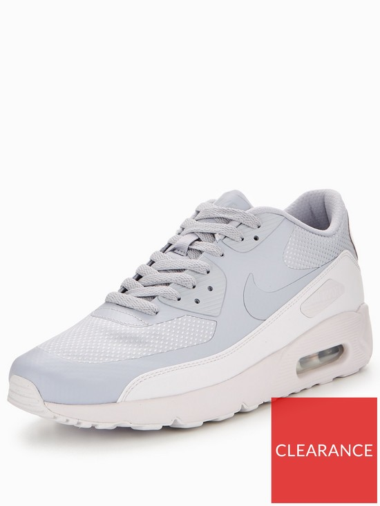 newest collection 97e50 e253b Nike Air Max 90 Ultra Essential - Grey