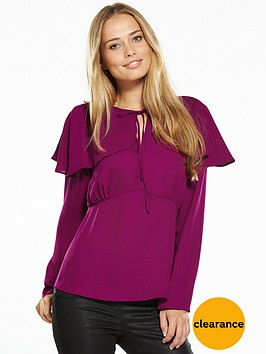 v-by-very-cape-blouse