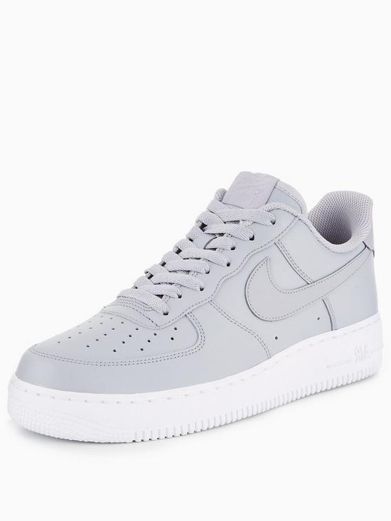 design intemporel 45757 45f43 Air Force 1 '07 - Grey/White