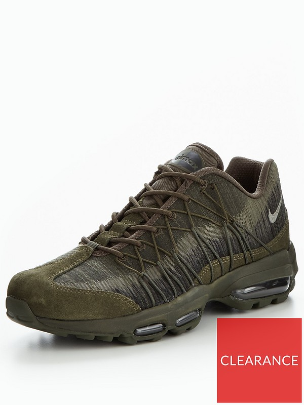 Lightning Delivery Nike Air Max 95 Ultra Essential Trainer