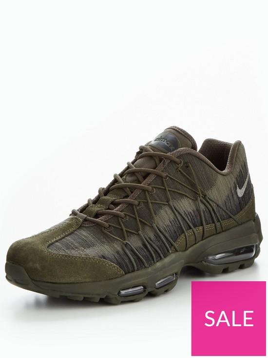 more photos 4748f 34050 Nike Air Max 95 Ultra Jacquard
