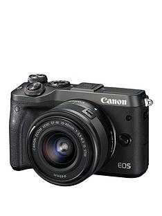 canon-eos-m6-csc-camera-in-black-with-ef-m-15-45mm-lens