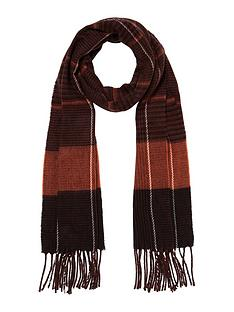 river-island-rust-check-scarf