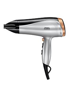 Nicky Clarke NHD190 Hair Therapy 2500W DC Dryer