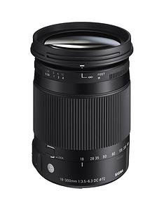 sigma-sigma-18-300mm-f35-63-dc-os-hsm-i-c-contemporary-travel-lens-canon-fit