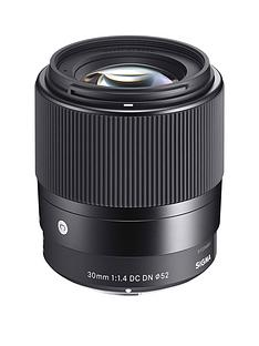 sigma-30mmf14-dc-dn-i-c-contemporary-prime-standard-lens-sony-e-fit