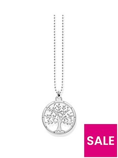 thomas-sabo-sterling-silver-tree-of-love-necklace