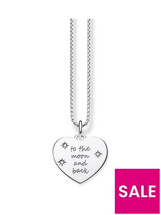 thomas-sabo-sterling-silver-cubic-zirconia-stone-set-to-the-moon-and-back-necklace