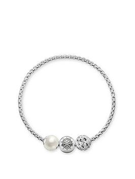 thomas-sabo-sterling-silver-karma-bead-bracelet-with-silver-filigree-heart-and-pearl-karma-bead