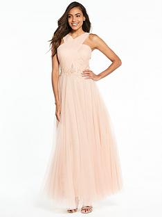 little-mistress-cross-front-maxi-dress-nude