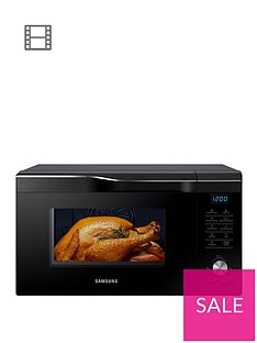 samsung-easy-viewtrade-mc28m6055ckeunbsp28-litre-combination-microwave-oven-with-hotblasttrade-technologynbsp--black