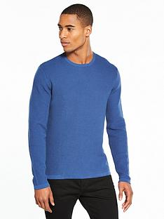 v-by-very-waffle-crew-neck-knit