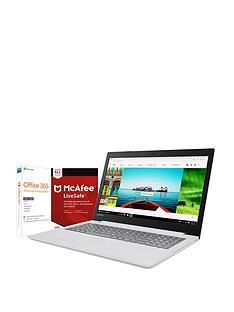 lenovo-ideapad-320-intelreg-pentiumregnbsp4gb-ramnbsp1tb-hard-drive-156-inch-hd-laptop-includes-microsoft-office-365-personal-1-year-and-mcafee-livesafenbsp1-year-white