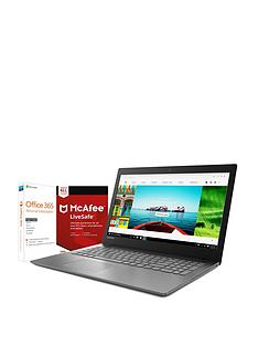 lenovo-ideapad-320-intelreg-pentiumregnbsp4gb-ramnbsp1tb-hard-drive-156-hd-laptop-includes-microsoft-office-365-personal-1-year-and-mcafee-livesafenbsp1-year-onyx-black