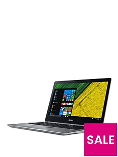 acer-swift-3-intelregnbspcoretrade-i3nbsp8gb-ramnbsp128gb-ssd-14-inch-full-hd-laptop-with-optional-microsoft-office-365-home-metal-silver