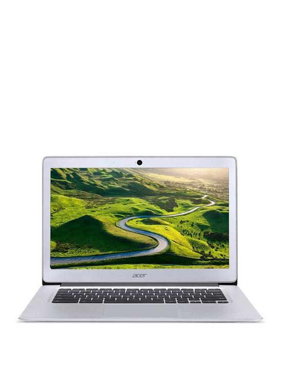 Chromebook 14 Intel® Celeron® Processor, 2Gb RAM, 32Gb Storage, 14 inch  Chromebook