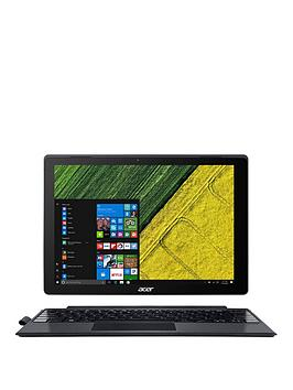 Image of Acer Switch 3, Intel&Reg; Pentium&Reg; Quad-Core, 4Gb Ram, 64Gb Storage, 12.2 Inch Full Hd Touchscreen 2-In-1 Laptop (Silver) With Optional Microsoft Office 365 Home - Laptop Only