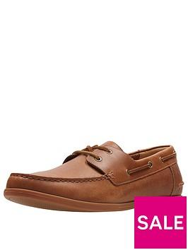 clarks-morven-sail-leather-shoe