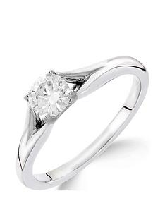 love-gold-9ct-white-gold-12-carat-diamond-solitaire-with-tapered-shoulders-ring