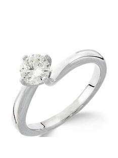 9ctnbspwhite-gold-1ct-diamond-solitaire-twisted-ring