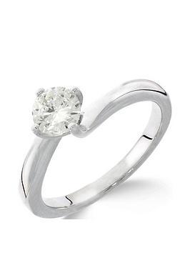 love-gold-9ctnbspwhite-gold-1ct-diamond-solitaire-twisted-ring