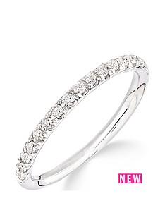 9ct-white-gold-25-point-diamond-eternity-ring