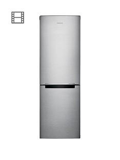 Samsung RB29FSRNDSA1/EU 60cmWide Frost-Free Fridge Freezer with Digital Inverter Technology - Silver