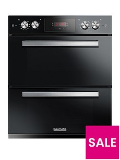 baumatic-bodm754b-built-under-double-oven-black