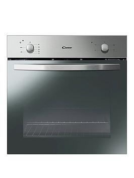 candy-fcs201x-electric-single-oven-stainless-steel-with-optional-installation