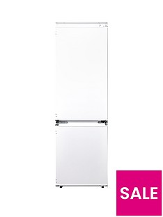 Candy CKBBS100UK 55cm Integrated Fridge Freezer - White