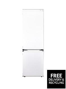 Candy CKBBS100UK55cm Integrated Fridge Freezer - White