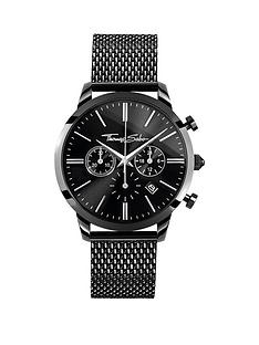 6c6f39f04ed Thomas Sabo Black Dial Watch