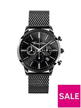 thomas-sabo-black-dial-watch