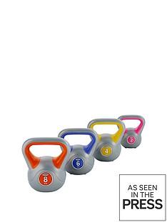 york-vinyl-kettlebell-set-2468-kg