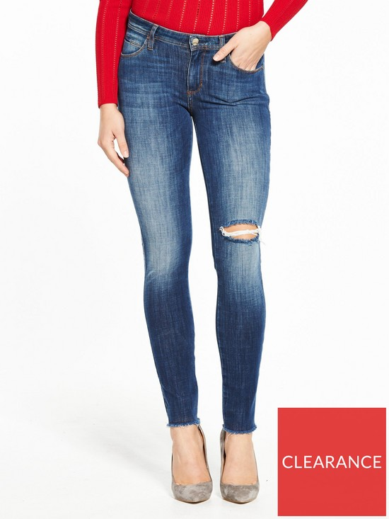 Jean uk co Guess Skinny Curve Sexy Very 8tY8xvUw