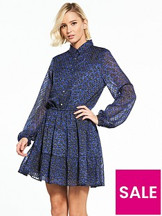 guess-printed-rebecca-skater-dress