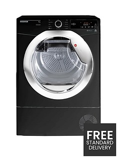 hoover-one-touch-dxc9tceb-9kgnbspload-condenser-tumble-dryer-blackchrome
