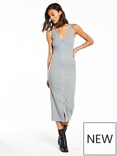 river-island-button-maxi-dress