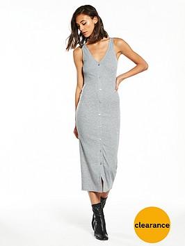 river-island-button-maxi-dress
