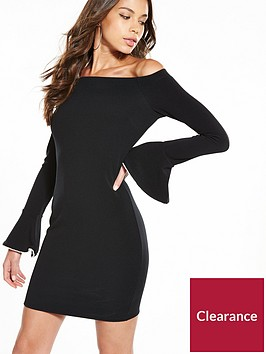 river-island-bardot-bodycon-dress