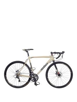 Image of Coyote Gravel Pro Alloy Mens Bike 56cm Frame, Beige, Men