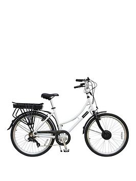 Image of Viking Villager 7-Speed Electric Bike 18 Inch Frame
