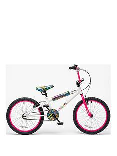 Concept Graffiti Girls Bike 20 inch Wheel