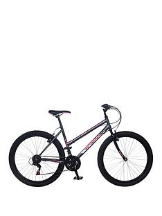 Bronx Infinity Ladies Steel Mountain Bike 18 inch Frame