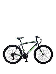 Bronx Infinity Mens Steel Mountain Bike 19 inch frame