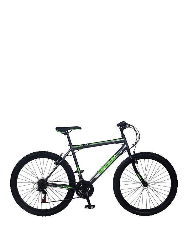 3aa9c2840c790 Bronx Infinity Mens Steel Mountain Bike 19 inch frame   very.co.uk